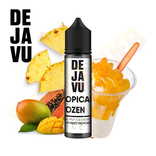 Déjà Vu Tropical Frozen Aroma Scomposto 50ml