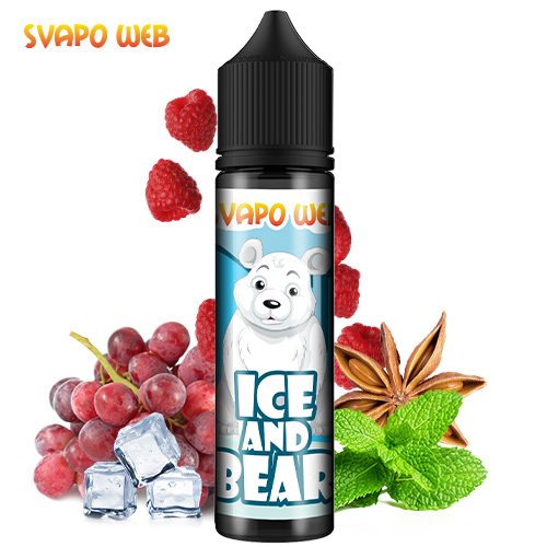 Svapoweb Ice And Bear Scomposto