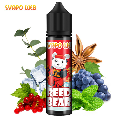 Svapoweb Reed Bear Scomposto