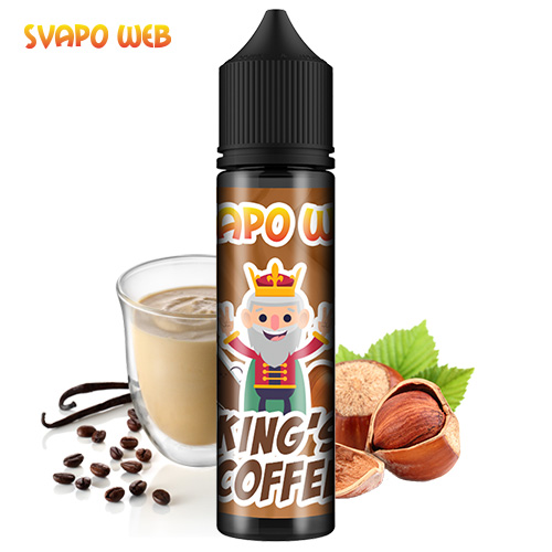 Svapoweb Kings Coffee Scomposto 50ml
