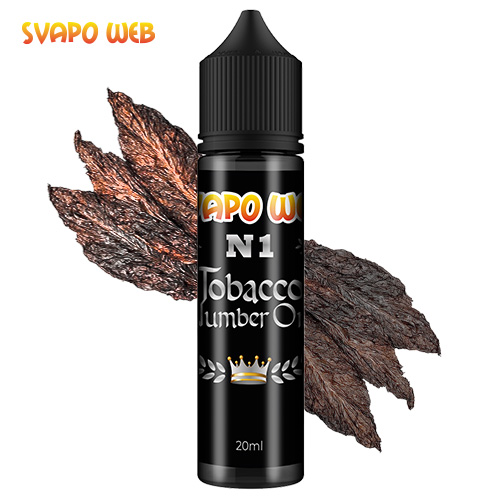 SVAPOWEB Tobacco Number One Scomposto