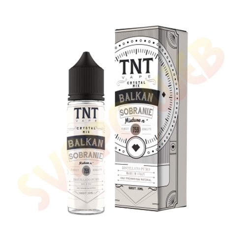 TNT Vape Crystal Mix Balkan Sobranie 759 Aroma Scomposto 50ml