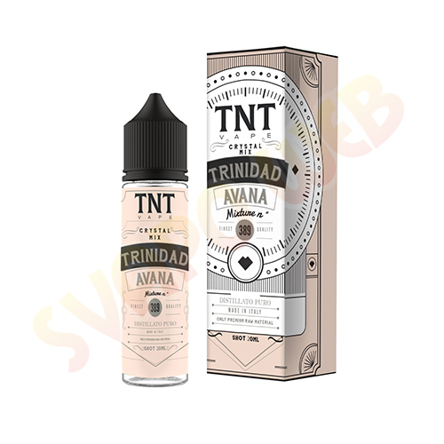 TNT Vape Crystal Mix Trinidad Avana 389 Aroma Scomposto 50ml