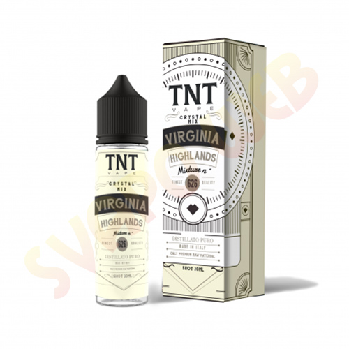 TNT Vape Crystal Mix Virginia Highlands 626 Aroma Scomposto 50ml