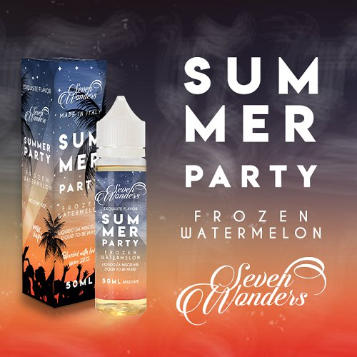 Seven Wonders - Summer Party