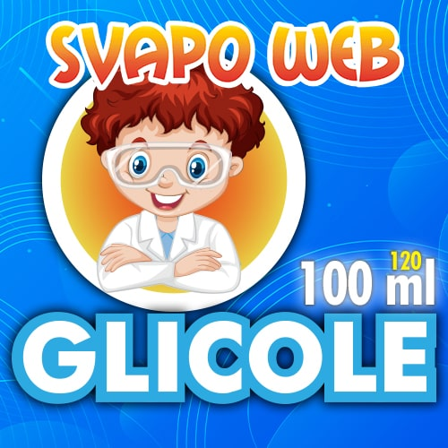 Glicole Propilenico FU 100ml in flacone da 100ml/120ml