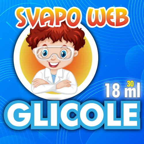 Glicole Propilenico FU 18ml in flacone da 30ml