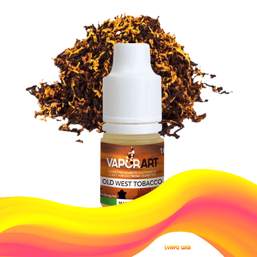 Vaporart - Old West Tobacco senza nicotina