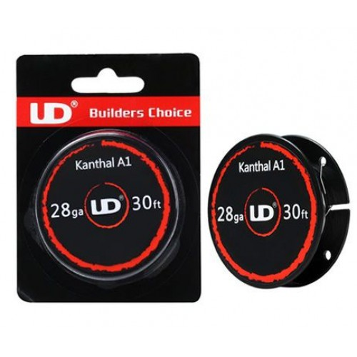 Youde - KANTHAL A1 Twisted 28GA*2 30ft(10 metri)