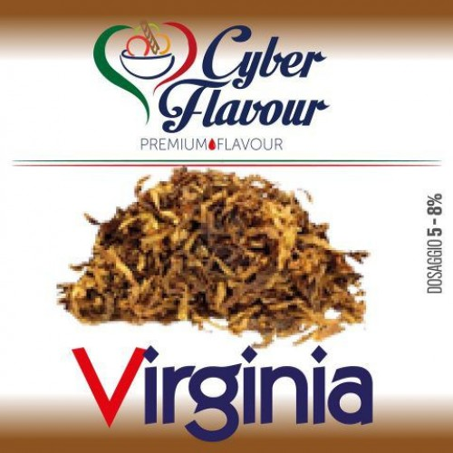 Cyber Flavour Aroma Concentrato Virginia 10ml