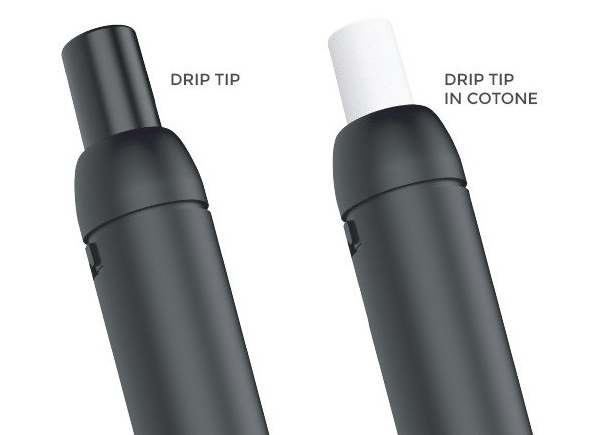 kit youde zeep caratteristiche drip tip