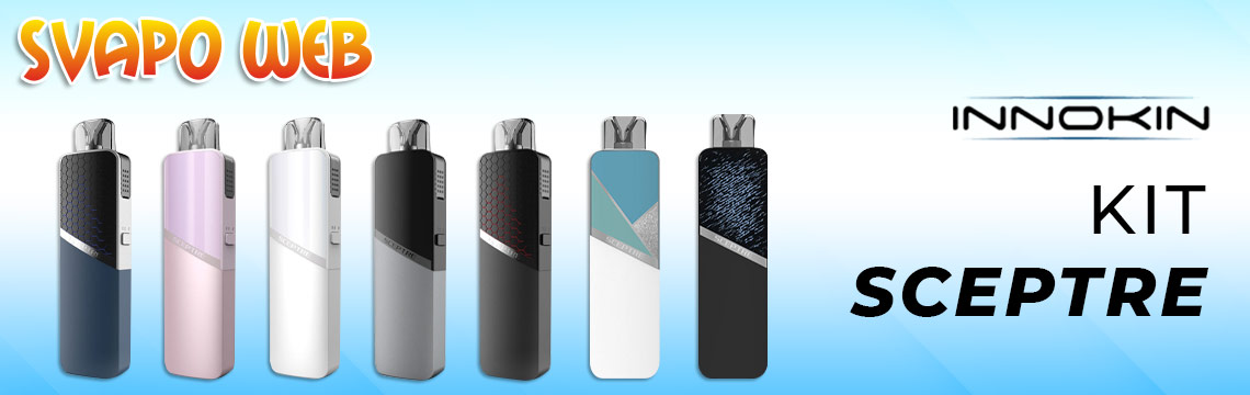 banner svapoweb kit innokin sceptre 1400mah all colors